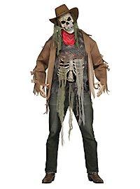 Western zombie costume