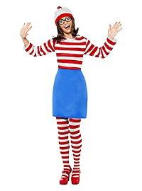 Where's Waldo? Wenda Costume