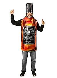Whisky Flasche Kostüm