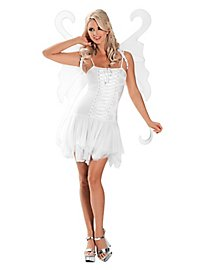 White Fairy Costume