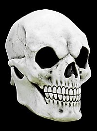White Skull Mask of Horror