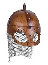 Wikinger Brillenhelm aus Latex