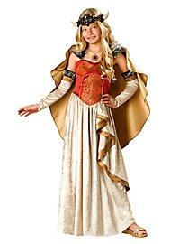 Wikinger Prinzessin Kinderkostüm