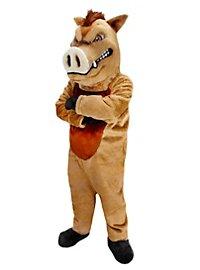 Wild Boar Mascot
