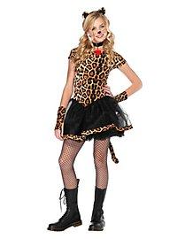Wild Kitty Teen Costume