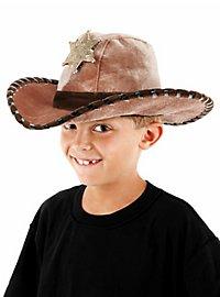 Wild West Sheriff Hat for Kids
