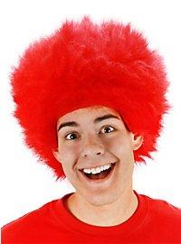 Wild Wig red