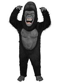 Wilder Gorilla Maskottchen