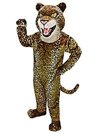 Wilder Jaguar Maskottchen