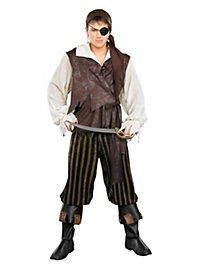 Wilder Pirat Kostüm