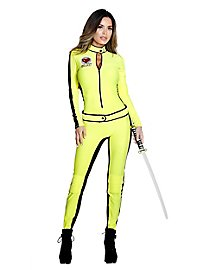 Will Kill Schwertkämpferin Kostüm