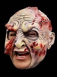 Wincing Zombie Chinless Mask