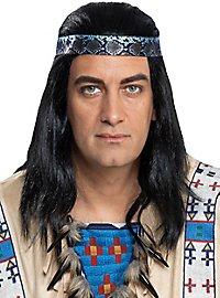 Winnetou Perücke