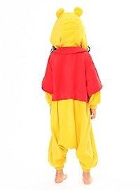 Winnie the Puh Kigurumi kid's costume