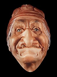 Witch Babajaga Mask