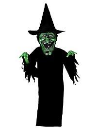Witch Mascot