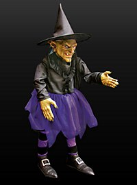 Witch Puppet Hanging Decoration