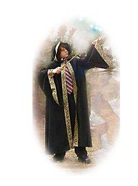 Wizard Children Costme