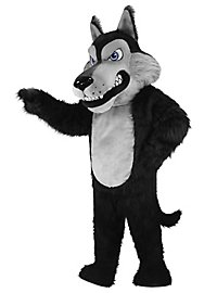 Wolf Maskottchen