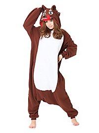 Wolf Kigurumi Kostüm