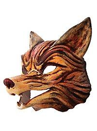 Wolf Venezianische Maske