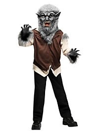 Wolfsmensch Kinderkostüm