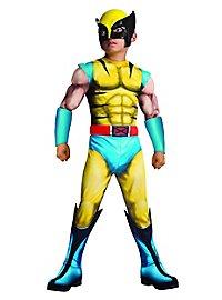 Wolverine Comic Child Costume