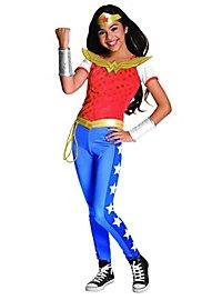 Wonder Woman Deluxe Costume For Children