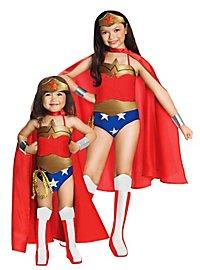 Wonder Woman Deluxe Kinderkostüm