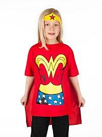 Wonder Woman Fan-Set für Kinder