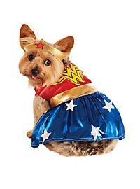 Wonder Woman Hundekostüm