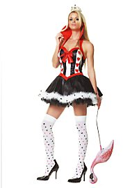 Wonderland Queen Costume