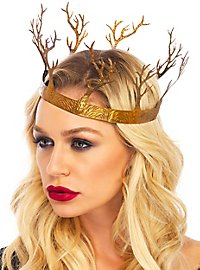 Woodland elf crown
