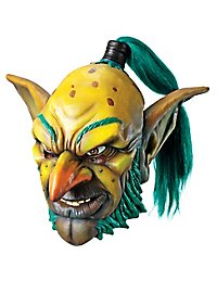 World of Warcraft Goblin Maske aus Latex