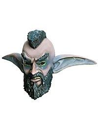 World of Warcraft Nachtelf Irokese Maske aus Latex
