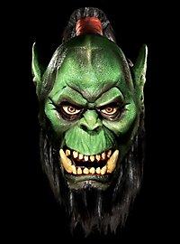 World of Warcraft Orkschamane Maske aus Latex