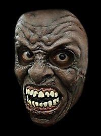 World War Z Labor Zombie Halbmaske aus Latex