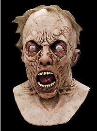 World War Z Scientist Zombie Deluxe Latex Full Mask