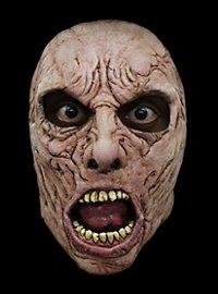 World War Z Scientist Zombie Latex Half Mask