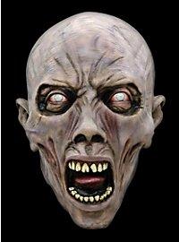 World War Z Screaming Zombie Latex Full Mask