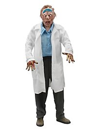 World War Z Wissenschaftler Zombie Display