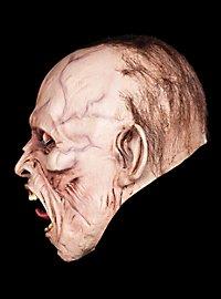 World War Z Wütender Zombie Vollmaske aus Latex