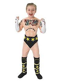 Wrestler Kids Costume