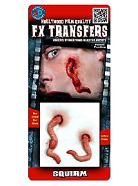 Würmer 3D FX Transfers
