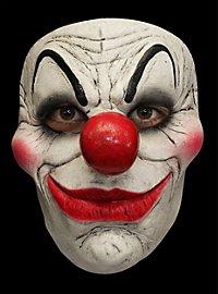 Wulstiger Clown Maske des Grauens