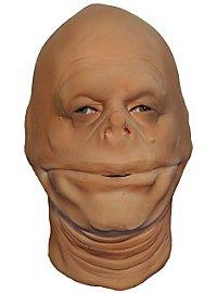 Wurm Maske aus Schaumlatex