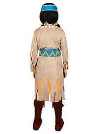 Yakari rainbow kid's costume