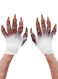 Yeti claw gloves