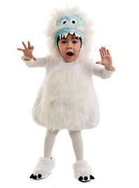Yeti Kids Costume