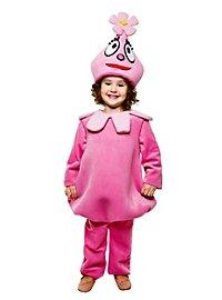 Yo Gabba Gabba Foofa Kids Costume